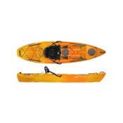 Wilderness Systems Tarpon 100 Sit On Top Kayak 2013, Mango, medium