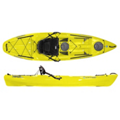 Wilderness Systems Tarpon 100 Sit On Top Kayak 2013, Yellow, medium