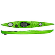 Dagger Alchemy 14.0S Touring Kayak 2013, Lime, medium