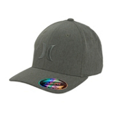 Hurley Phantom Flexfit Hat, Olive Moss, medium