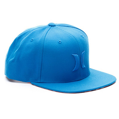 Hurley Solid Krush Hat, Maritime Blue, large