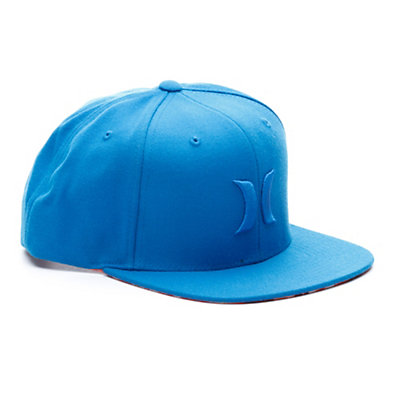 Hurley Solid Krush Hat, Maritime Blue, viewer