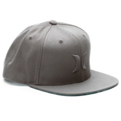 Hurley Solid Krush Hat, Graphite, medium