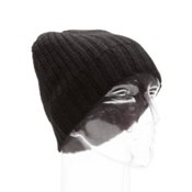 UGG Australia Solid Beanie Mens Hat, Black, medium
