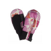 Obermeyer Thumbs Up Toddlers Mittens, Paintbrush Print, medium
