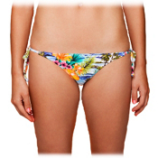 Body Glove Wahine Tie Side Bikini Bathing Suit Bottoms, , medium