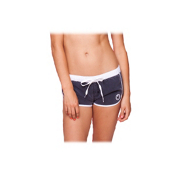 Body Glove Chillax Womens Boardshorts, Black, medium