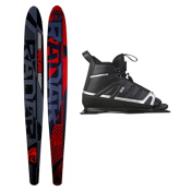 Radar Skis P-6 Slalom Water Ski, , medium
