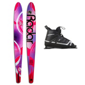 Radar Skis P-6 Womens Slalom Water Ski 2013, , medium