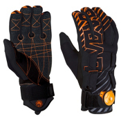 Radar Skis Strada Boa Water Ski Gloves 2013, Glo Orange, medium