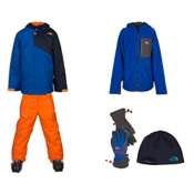 The North Face Calisto Jacket & The North Face Freedom Pants Boys Outfit, , medium