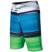 O'Neill HyperFreak Bonus Board Shorts, Blue, medium