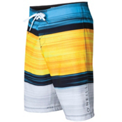 O'Neill HyperFreak Bonus Board Shorts, Orange, medium