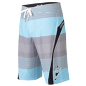 O'Neill SuperFreak Printed Board Shorts, Blue, medium