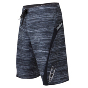 O'Neill SuperFreak Printed Board Shorts, Black, medium