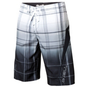 O'Neill SuperFreak Triumph Board Shorts, Grey, medium