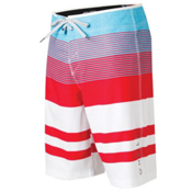 O'Neill John John Board Shorts, Red, medium