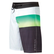 O'Neill Jordy Freak Board Shorts, Green, medium