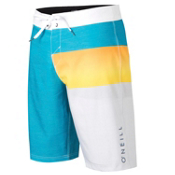 O'Neill Jordy Freak Board Shorts, Teal, medium