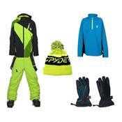 Spyder Enforcer Jacket & Spyder Propulsion Pants Boys Outfit, , medium