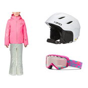 Spyder Radiant Jacket & Spyder Mimi Pants Girls Outfit, , medium