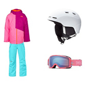 The North Face Casie Insulated Jacket & The North Face Freedom Pants Girls Outfit, , medium