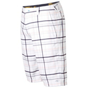 O'Neill Triumph Hybrid Board Shorts, White, medium