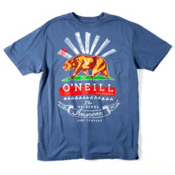 O'Neill Grizzly T-Shirt, Cadet Blue, medium