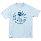 O'Neill Sink Ship T-Shirt, Light Blue, medium
