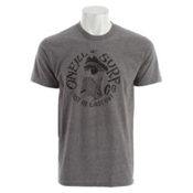 O'Neill Sink Ship T-Shirt, Medium Heather Grey, medium