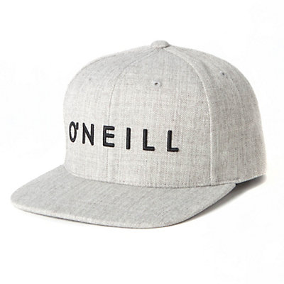 O'Neill Yambao Hat, Heather Grey, large