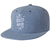 O'Neill Washed Hat, Cadet Blue, medium