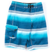 O'Neill Santa Cruz Stripe Boys Bathing Suit, Blue, medium