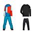 686 Blaze Jacket & 686 All Terrain Pant Boys Outfit