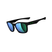 Oakley Garage Rock Sunglasses, Polished Black, medium