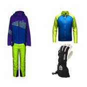 KJUS Digital Jacket & KJUS Vector Pant Kids Outfit, , medium