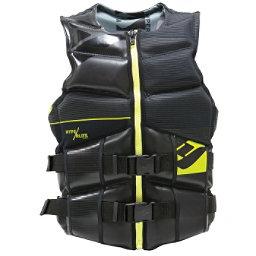 Hyperlite Team Neo Adult Life Vest, Lime, 256