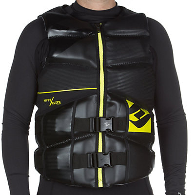 Hyperlite Team Neo Adult Life Vest, Lime, viewer