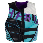 Hyperlite Profile Womens Life Jacket 2013, Blue-Black, medium