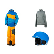 Obermeyer Journey Jacket & Obermeyer Pro Pant Boys Outfit, , medium