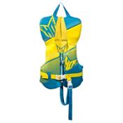 HO Sports Pursuit Neo Infant Life Vest 2014, YellowBlue, medium