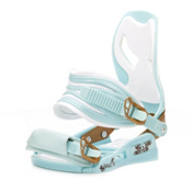 Silence SNLC III Womens Snowboard Bindings, , medium
