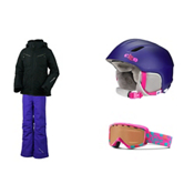 Obermeyer Berkley Jacket & Obermeyer Lea Pant Girls Outfit, , medium