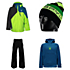 Spyder Ambush Jacket & Spyder Action Pants Kids Outfit