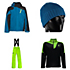 Spyder Guard Jacket & Spyder Propulsion Pants Kids Outfit