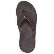 Reef Rodeo Flip Mens Flip Flops, Brown, medium