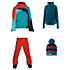 Obermeyer Tabor Jacket & Obermeyer Jessi Pants Teen Girls Outfit