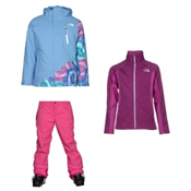 The North Face Abbey Triclimate Jacket & The North Face Mossbud Pants Kids Outfit, , medium