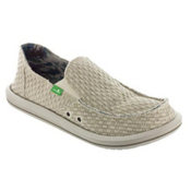 Sanuk Vagabond Yogi Mens Shoes, Natural, medium