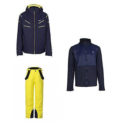 KJUS Formula DXL Jacket & KJUS Vector Pants Kids Outfit, , large